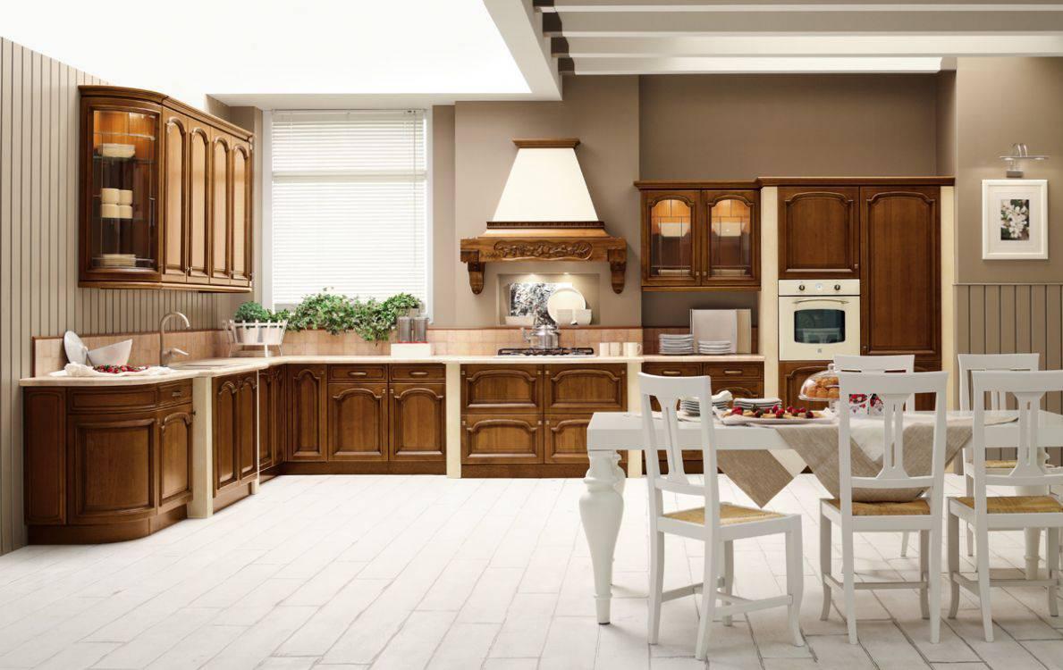 Cucina in muratura classico ELEONORA
