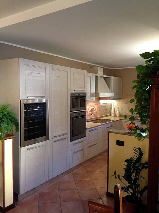 cucina in frassino