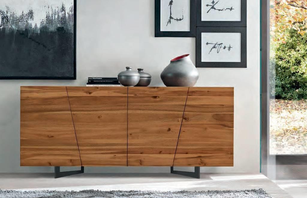 Madia in legno
