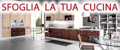 MORO ARREDA - sfoglia la tua cucina adesso!!!