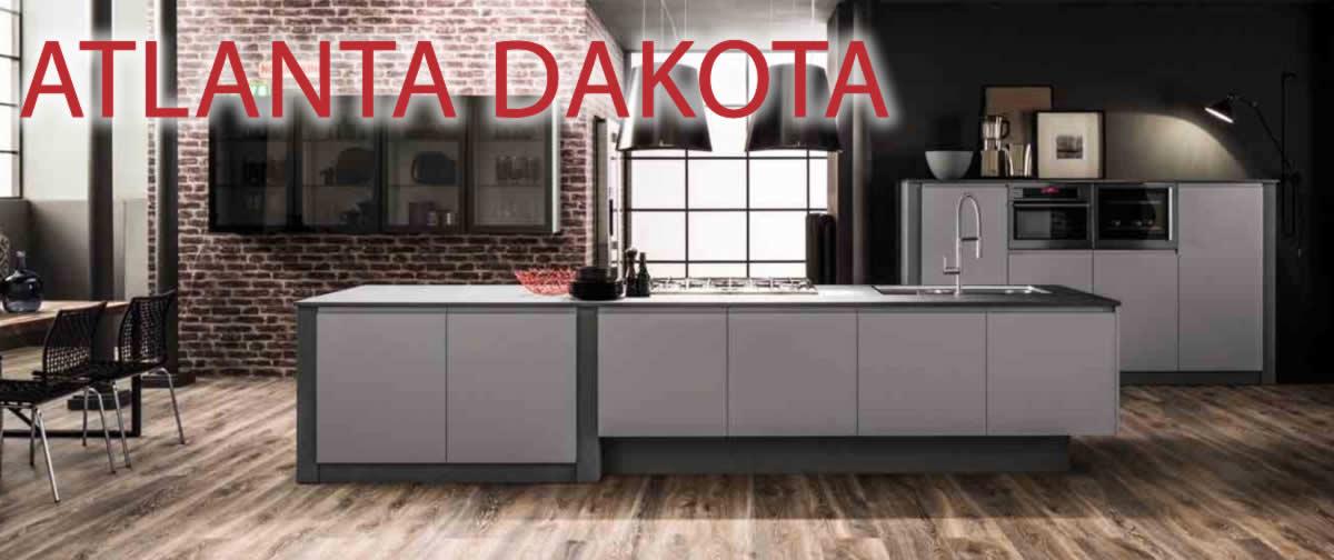 cucina modello atlanta dakota
