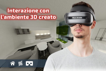 Moro Arreda Virtual Reality 3D